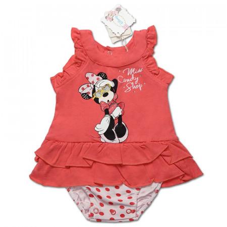 Боди с рюшей для девочки Disney 'Minnie Mouse'