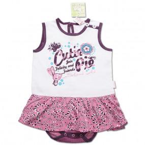Боди-платье для девочки (супрем), БД55