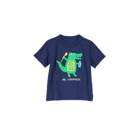 Футболка для мальчика Mr. Chompers Tee, хлопок