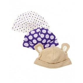Комплект из трех шапочек Koala Beanie 3-Pack