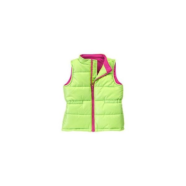 Жилет демисезонный для девочки - Puffer Vest