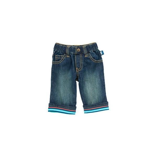 Джинсы Striped Cuff Jeans, Джимбори