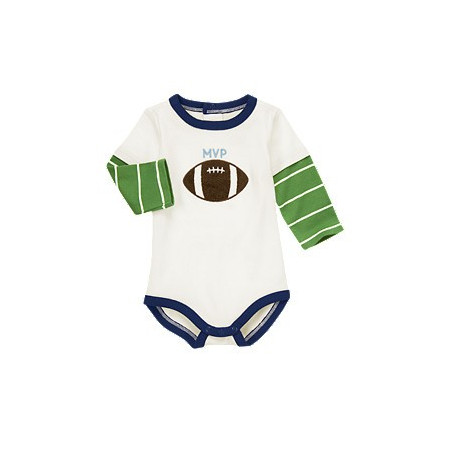 Боди Football Double Sleeve, Джимбори