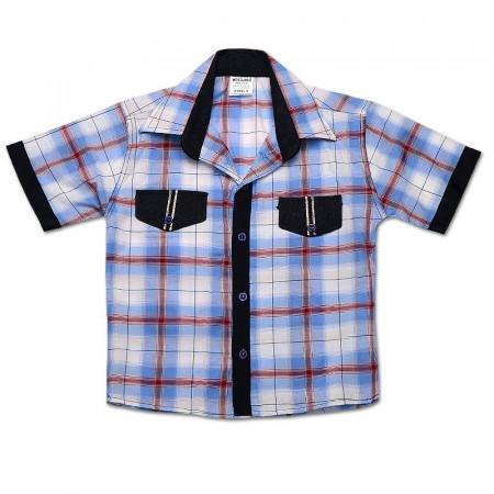 Рубашка КЛЕТКА в ассортименте, Турция