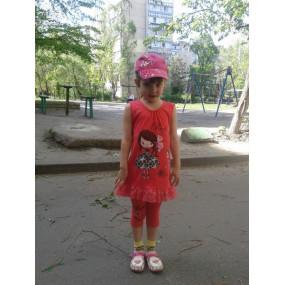 Комплект для девочки ЛЕДИ, Турция