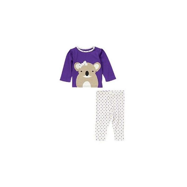 Комплект для девочки - Koala 2-Piece Set