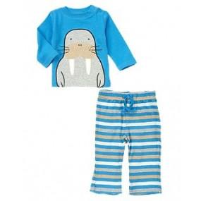 Комплект для мальчика - Walrus 2-Piece Set