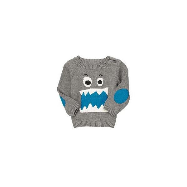 Свитер Монстрик - Monster Sweater