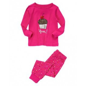 Пижама Кексик - Cupcake Two-Piece Pajama Set