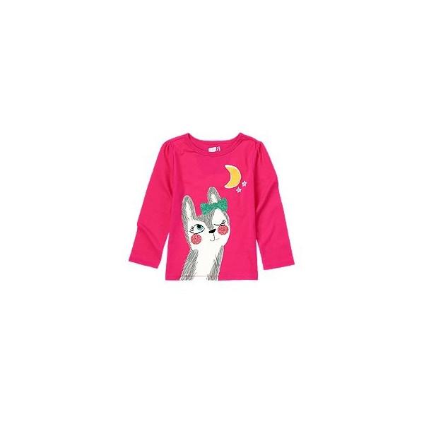 Футболка Блестящий Зайка - Sparkle Bunny & Moon Tee