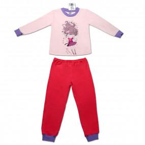 Пижама для девочки СОНЯ (экохлопок)
