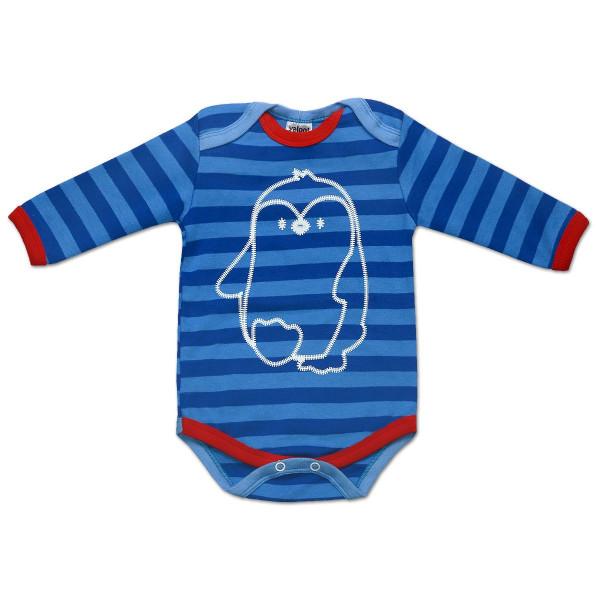 Боди для мальчика Пингвин, интерлок