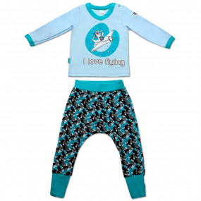Пижама для мальчика, интерлок