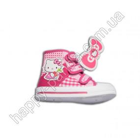 Высокие кеды для девочек Disneys Hello Kitty Gladioli