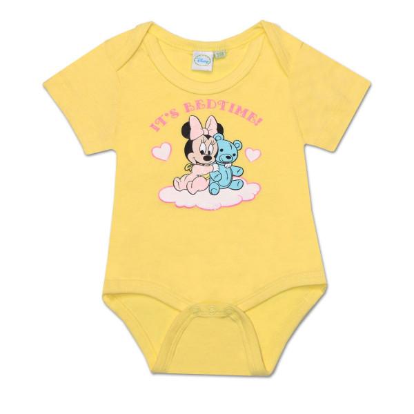 Бодик Disney Минни сладких снов, короткий рукав