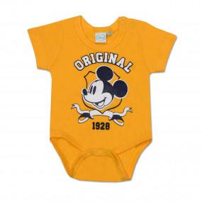 Бодик Disney ORIGINAL (желтый), короткий рукав