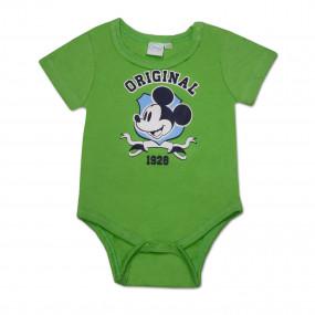 Бодик Disney ORIGINAL (зеленый), короткий рукав
