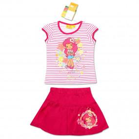 Комплект футболка и юбка Strawberry Shortcake (хлопок)