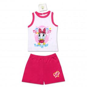 Комплект для девочкиDaisy Duck Disney (80-98),малина