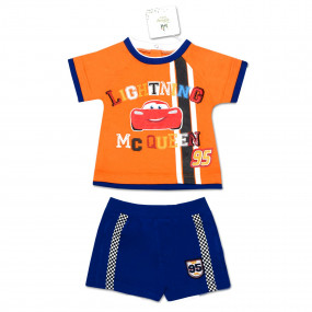 Комплект для мальчика Disney Cars McQueen (67-86), оранж