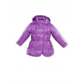 Комплект демисезонный для девочки (92-110 см, сиреневый-серый)