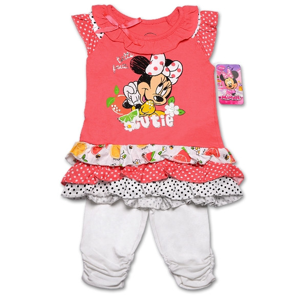 Комплект для девочки Disney Minnie Mouse, Aнглия