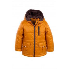 Комплект Дэвид демисезонный для мальчика (куртка и комбинезон), Goldy