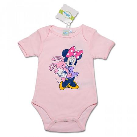 Боди Disney Minnie Mouseсветло-розовый