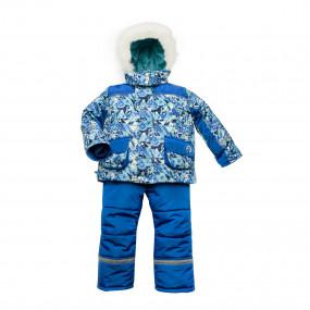 """Зимний костюм для мальчика """"Geometry new"""""""