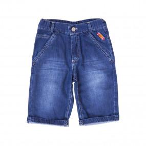 """Шорты """"Скейтер"""" джинсовые для мальчика (98-122, джинс) GD0187"""