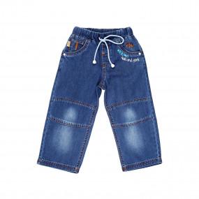 "Брюки GD0139 ""Оскар"" с карманами (на резинке) для мальчика (80-92)"