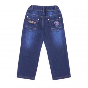 Брюки для мальчика GD0181 (98-122, джинс)
