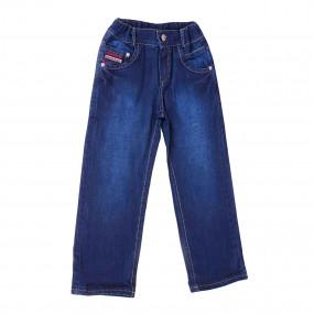 Брюки для мальчика GD0182 (98-122, джинс)