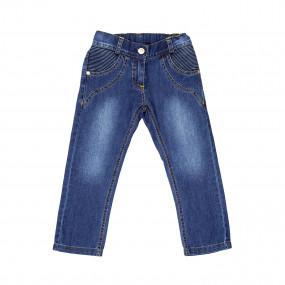 """Брюки джинсовые """"Валенсия"""" для девочки (104, 116, 122) GD0151"""