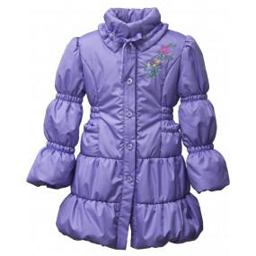 Пальто демисезонное для девочки SWEETY (нежная сирень)