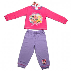 Пижама для девочек Minnie MouseSnuggle Fit, Англия