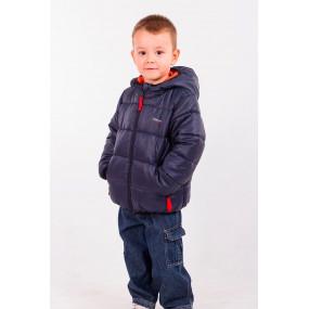 Куртка демисезонная для мальчика Goldy (темно-синий)