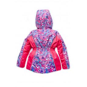 "Куртка зимняя для девочки ""Art pink"""