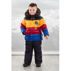 Комплект зимний Colorama (куртка, полукомбинезон) на отстежной