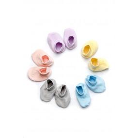 Пинетки для новорожденных утепленные (футер)
