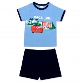 Костюм для мальчика RACE, голубой