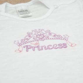 Комплект Princess (юбка из фатина, боди), фиолетовый