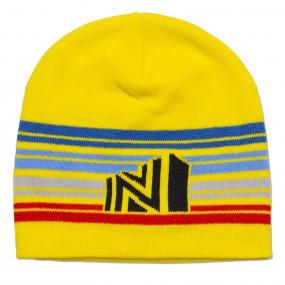 Шапка деми Mister-N (100% хлопок), жёлтый