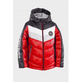 Куртка для мальчика WALKER демисезонная (красный)