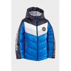 Куртка для мальчика WALKER демисезонная (электрик)