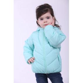 Куртка для девочки STYLISH демисезонная (принт 4)