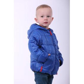 Куртка демисезонная для мальчика Goldy (электрик)