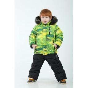 Комплект зимний Snowboarder для мальчика, с подстежкой из