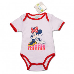 Боди Disney Minnie Mouse белый