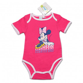 Боди Disney Minnie Mouse малиновый